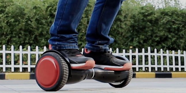 6 Reasons Why Electric Hoverboard Is a Good Christmas Gift