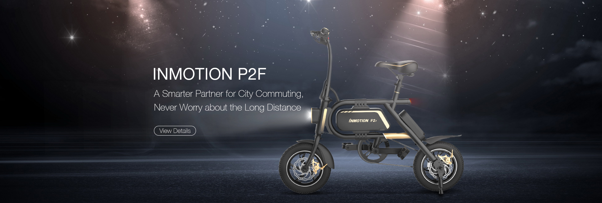 Inmotion Electric BIKE P2F