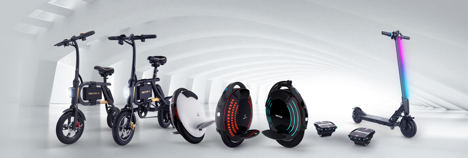 Inmotion Electric Personal Transporter