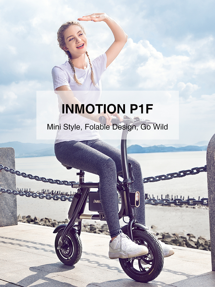 Folding Electric Bike INMOTION P1F