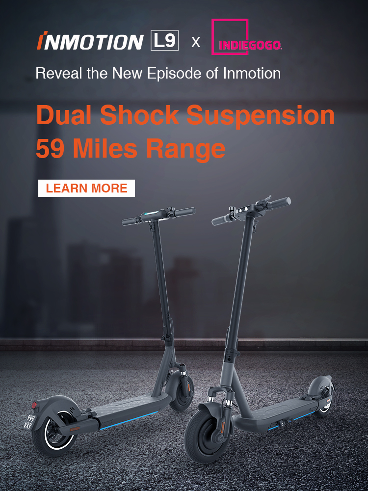 Electric Kick Scooter INMOTION L8F