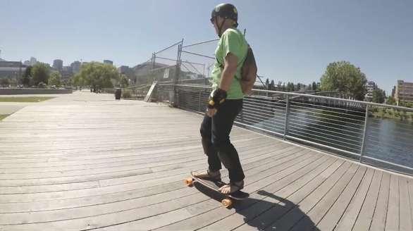 InmotionE-SkateboardK1review