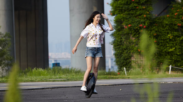 INMOTIONELECTRICUNICYCLEV5V5F