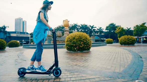 INMOTION ELECTRIC SCOOTER L8 L8F