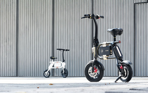 small wheel electric bike