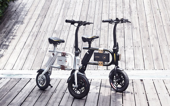 collapsible electric bike