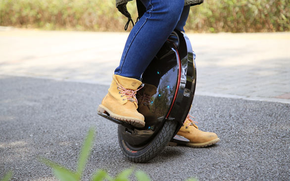 single wheel self balancing electric unicycle