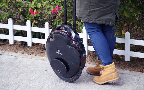 one wheel self balance electric unicycle