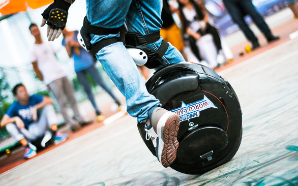 electric unicycle india