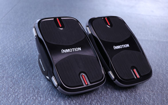 INMOTION X1 Electric Balance Wheel Hovershoes 2pcs EU PLUG