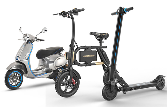 Electric Scooter, Electric Moped, Electric Bike: What's The Difference?