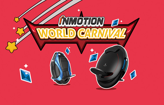 INMOTION Announces the Upcoming INMOTION World Carnival 2016 Fancy Self-Balanced Vehicle Competition