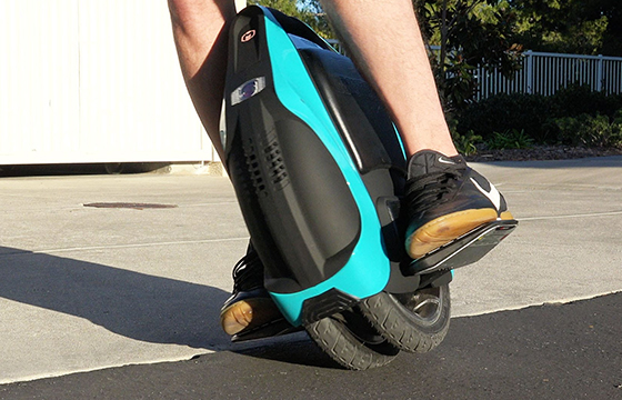 Dual Wheel Electric Unicycle Suit for Beginners