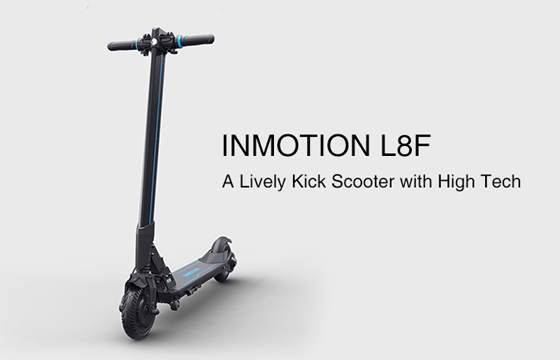 INMOTION L8 is a cool, highly efficient and economical personal travel tool. With its stylish and futuristic appearance, superb shock mitigation design and powerful lithium battery, L8 is created to give you a wonderful riding experience.