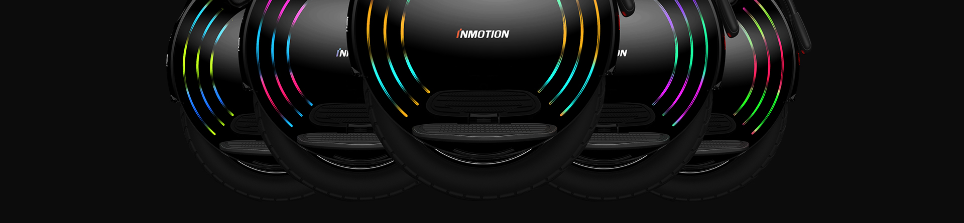 Every V10 is Different, Just Decorate Your Mood and Trip via INMOTION APP