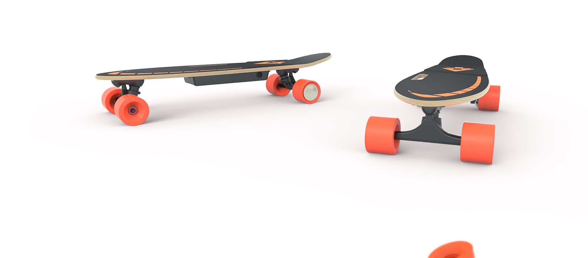 3.6Kg lightweight skateboard portable with handle design. It is the first  electric ... 2a695dad879
