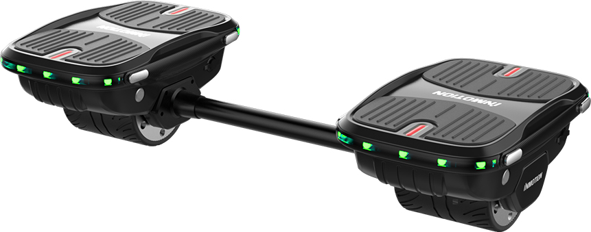 INMOTION X1 Takes the Concept of a Hoverboard, and Splits It into Two Independent Machines,One for Each Foot!
