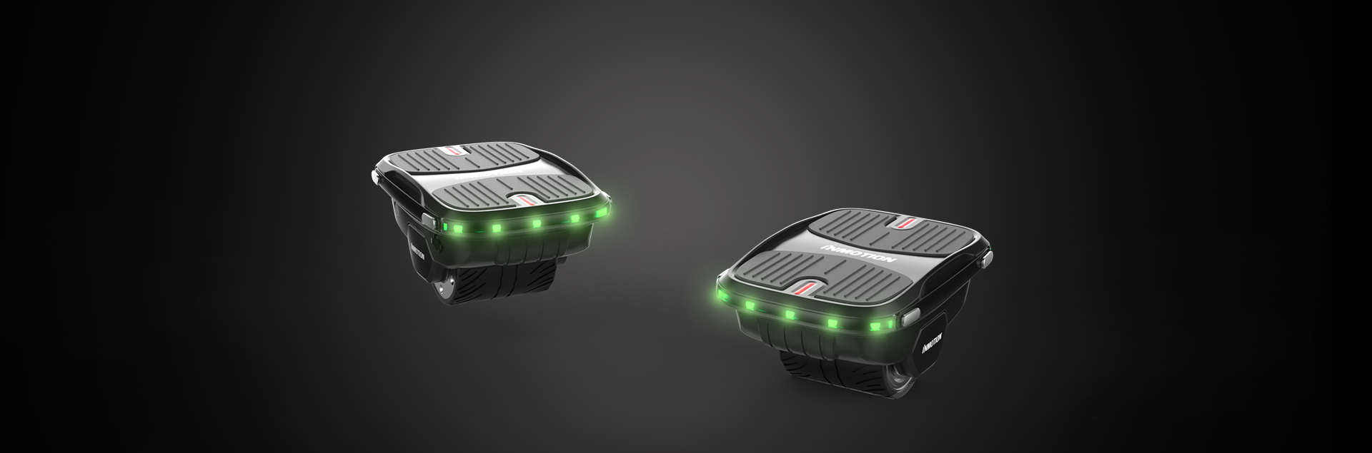 Smart Lamps on Hovershoes, For Decoration, Also Show the Conditions of X1, Much More Interesting than Roller Skates.